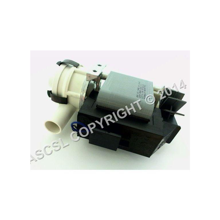 GRE 1001X Drain Pump  - Migel & Krupps KORAL600 Dishwasher 190w 230v 50Hz - 24mm Inlet & Outlet
