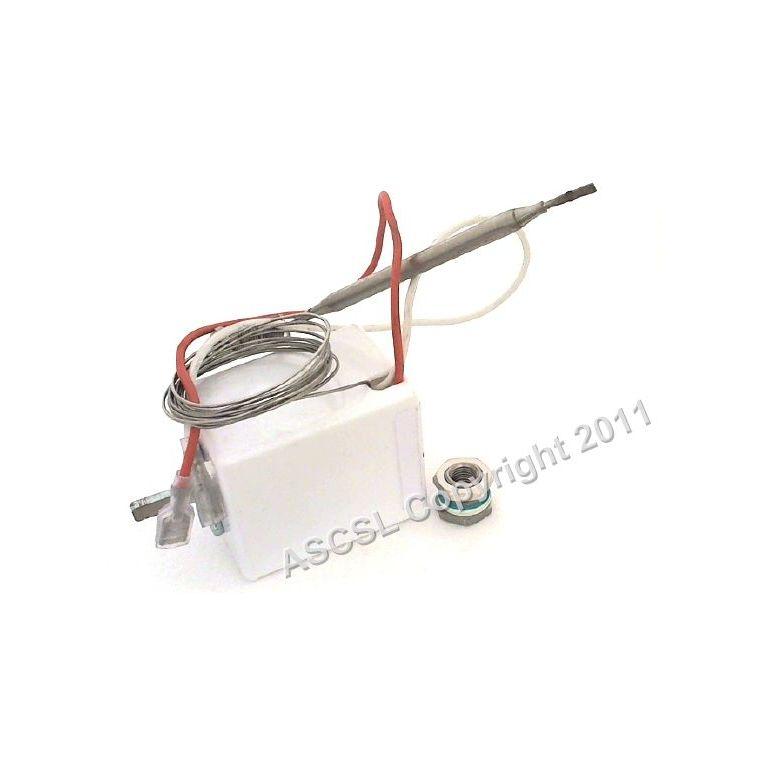 Control Thermostat- Bartlett D35G401 Gas fryer Control Thermostat