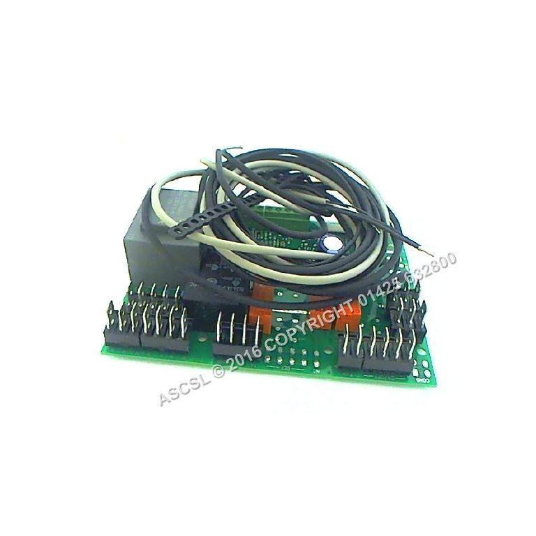 Rear Dixell PCB - Labcold - RPFG21041 XW260K