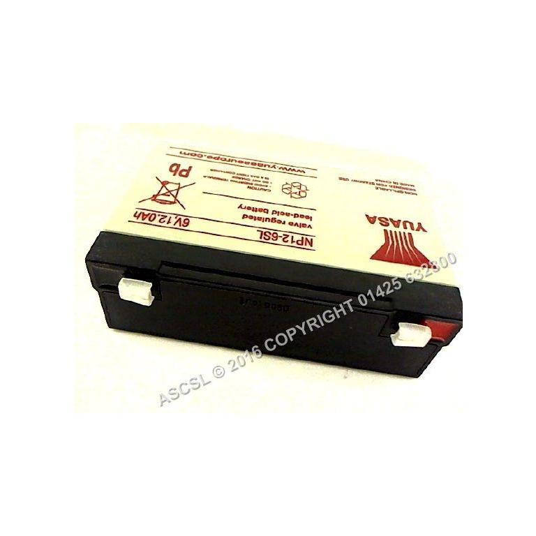 Battery Back-up - Labcold - Fridge - LULT2080