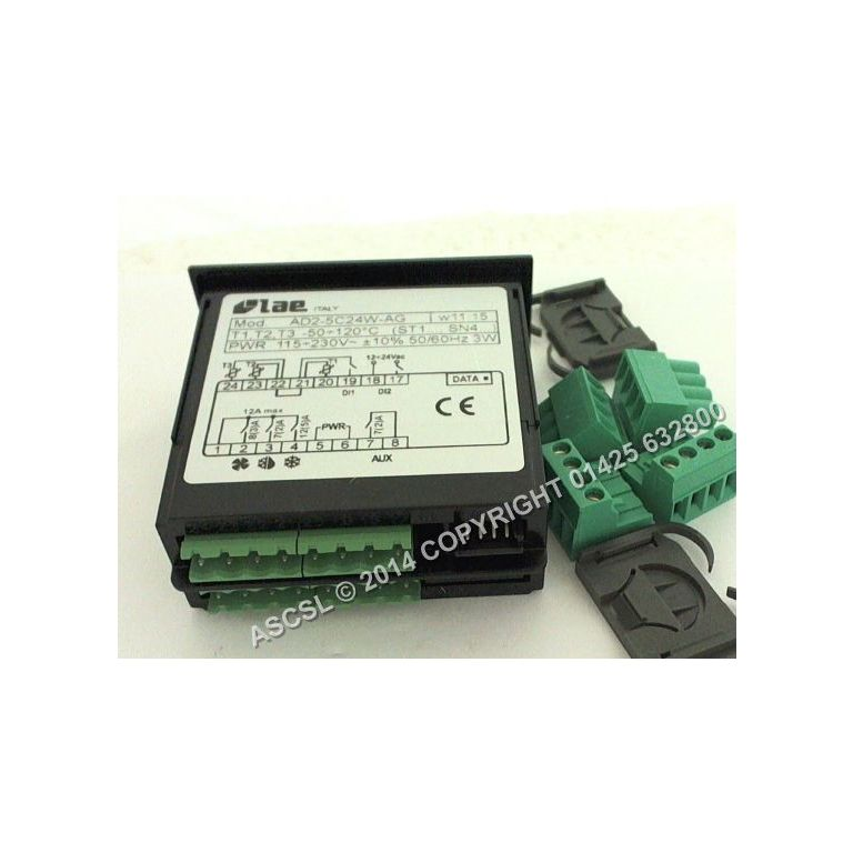 SUPERSEDED LAE Digital Controller AD2-5C24W-AG (without Data Port)