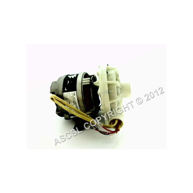 Single Phase Wash pump w/o capacitor - Lamber Newscan 045F Dishwasher Inlet 45mm x 40mm Outlet - FIR 3981SX
