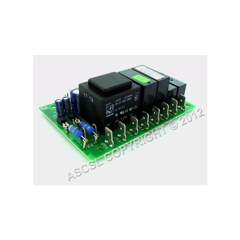 Regulator PCB - Lamber L25-CK L24EK Dishwasher