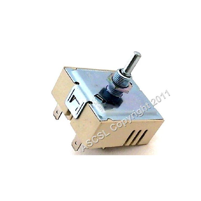 4.7mm Shaft Simmerstat / Thermostat 200-250v  13amp