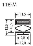 118-M Impression Seal