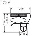 179-M Impression Seal