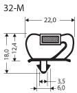 32-M Impression Seal